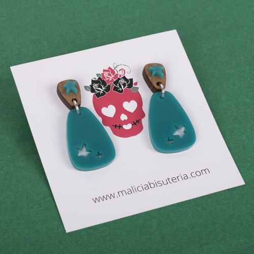 PENDIENTES TWINGLE