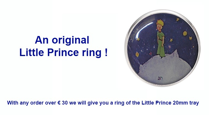 Little Prince ring 20mm tray